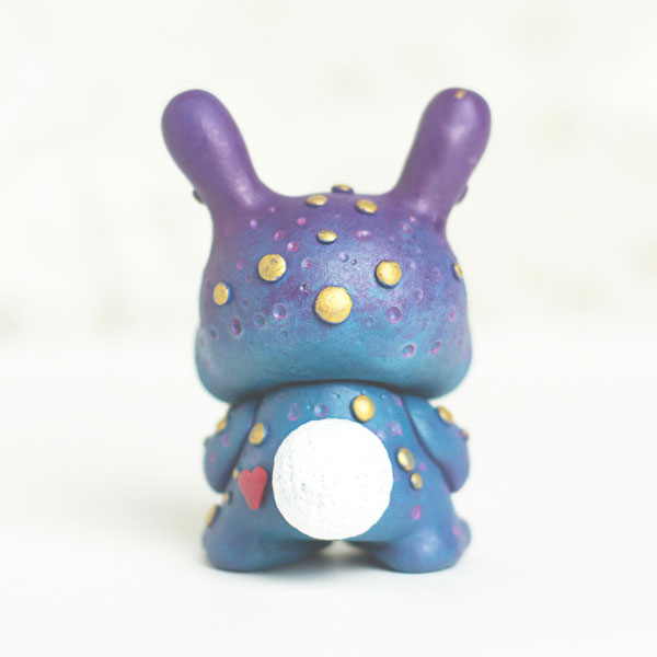 Purple & Blue Bunny Glompz