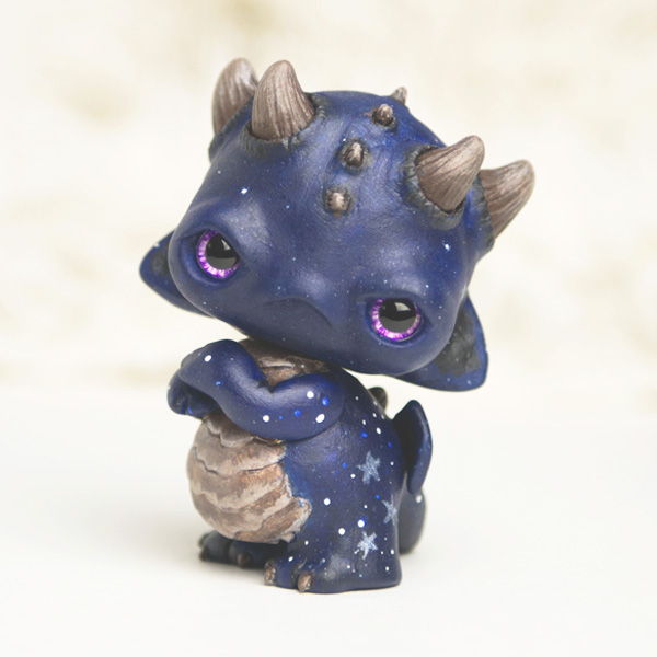 RESERVED – Starry Night Dragon